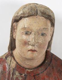 Vierge en Majesté (c) IRPA