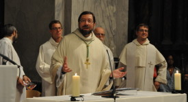 Messe de rentrée académique pour les étudiants du supérieur à Liège : «Venez à moi», dit Jésus, au pluriel!