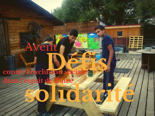 Avent solidarite