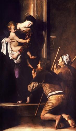 Madonna_di_Loreto-Caravaggio_(c.1604-6)