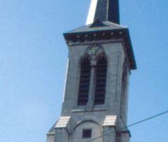 Molenbeek - église Ste-Barbe