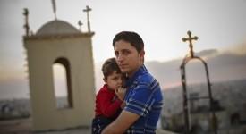 Irak : Libération d'un quartier chrétien de Mossoul