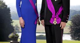 Le roi Philippe et la reine Mathilde au Vatican