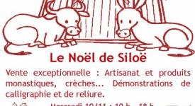 Evénement à Liège : le premier Noël de Siloë !