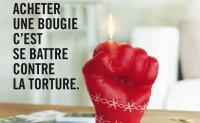 Bougie Amnesty international