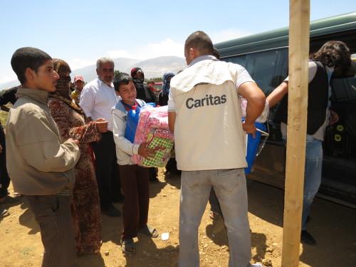 Caritashulpverlening Libanon