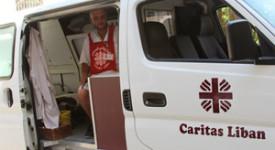 Réfugiés syriens: l'appel de Caritas à la solidarité