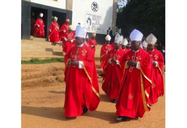 RD Congo: Soutien des évêques belges à la CENCO