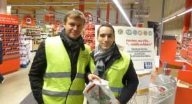 A Verviers, la solidarité ne manque pas