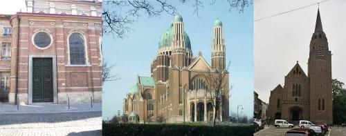 Quelques églises à découvrir ce 1er février