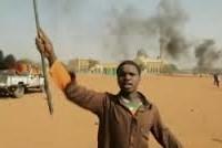 Niamey incendie eglises