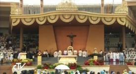 François aux Philippins : « Soyez missionnaires en Asie »