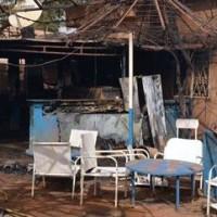 incendie eglise Niger