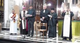 Veillée de prière œcuménique à la Cathédrale Saint-Paul à Liège