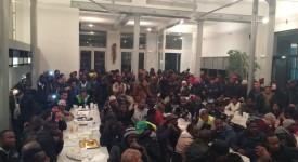 Trois cents sans-papiers « en pèlerinage » de Bruxelles à Anvers