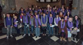 Diocèse de Tournai: Binche a fêté l'appel décisif