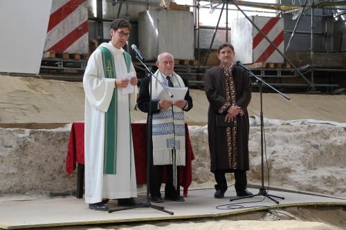 Multireligioese_Andacht_08-09-13_Hohberg_BenChorin_Sanci_(c)Gerald Dietrich