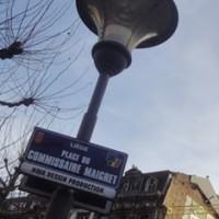 Place commissaire Maigret