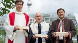 Berlin va bâtir une maison de l'unité pour 2018