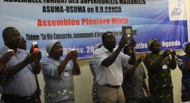 RD Congo : clôture de l'assemblée des supérieurs majeurs