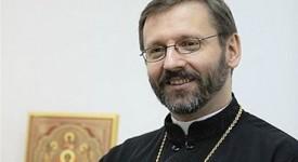 Ukraine : Mgr Shevchuk espère un geste du Pape