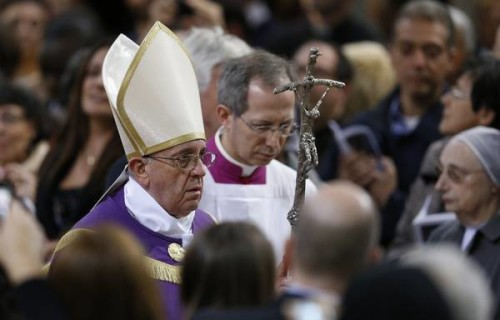 pape et carême