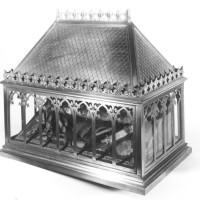 reliquaire St-Basile Couillet (c) KIK-IRPA