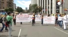 Une «marche pour la vie» à Bogota