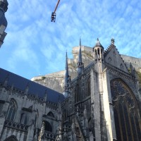 Installation carillon Dinant bis
