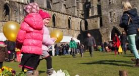Lundi de Pâques : l'abbaye de Villers en fête