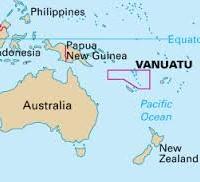Vanuatu carte