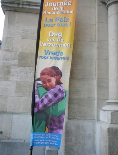 journée réconciliation Bruxelles
