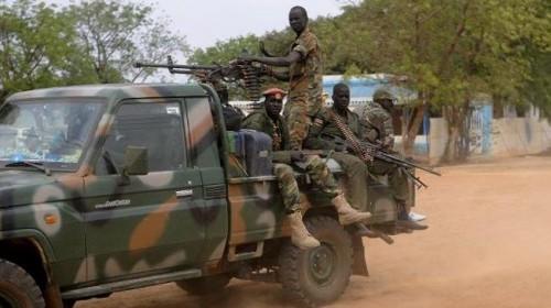 milice Soudan du sud