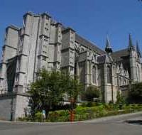 mons - collégiale Sainte-Waudru