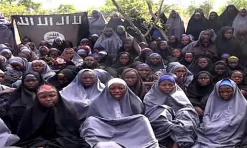 Boko haram-lycéennes otages