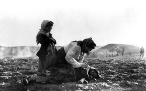 Genocide Armenie 1915
