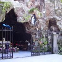 Jette - grotte ND de Lourdes