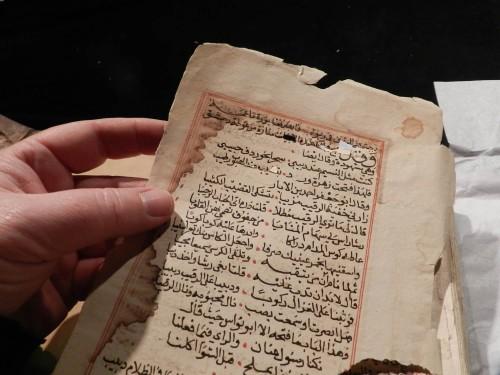Manuscrits Mali