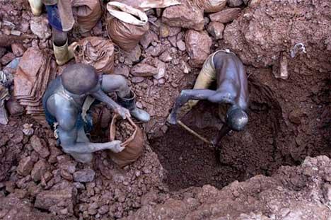 Minerai-conflit