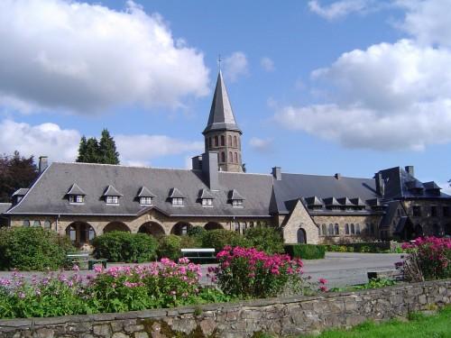 Monastère de l'extérieur