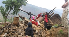 Les évêques de Belgique demandent prière et soutien pour les victimes du tremblement de terre au Népal
