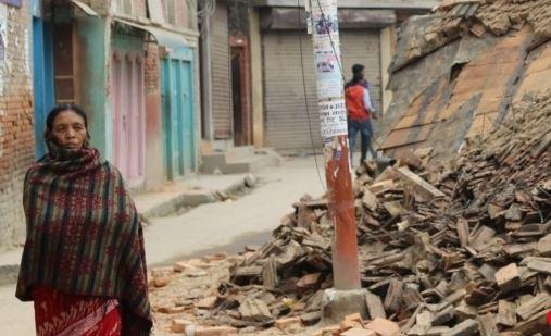Nepal-seisme