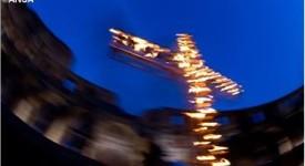 Vendredi saint: Chemin de croix à 21h sur «la Trois»