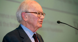 Décès d'Alexandre Lamfallussy, l'un des pères belges de l'euro