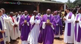 Burundi : l'Eglise «déçoit» le parti au pouvoir