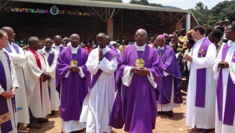 Burundi eveques