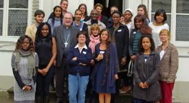 Namur : les futurs confirmés ont rencontré l'évêque
