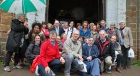 Le centre pastoral du Brabant wallon en pélerinage