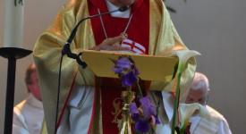Mgr Serpa Pérez retrouve Tournai