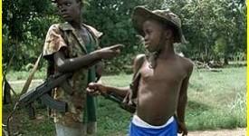 Démobilisation d'enfants-soldats en Centrafrique